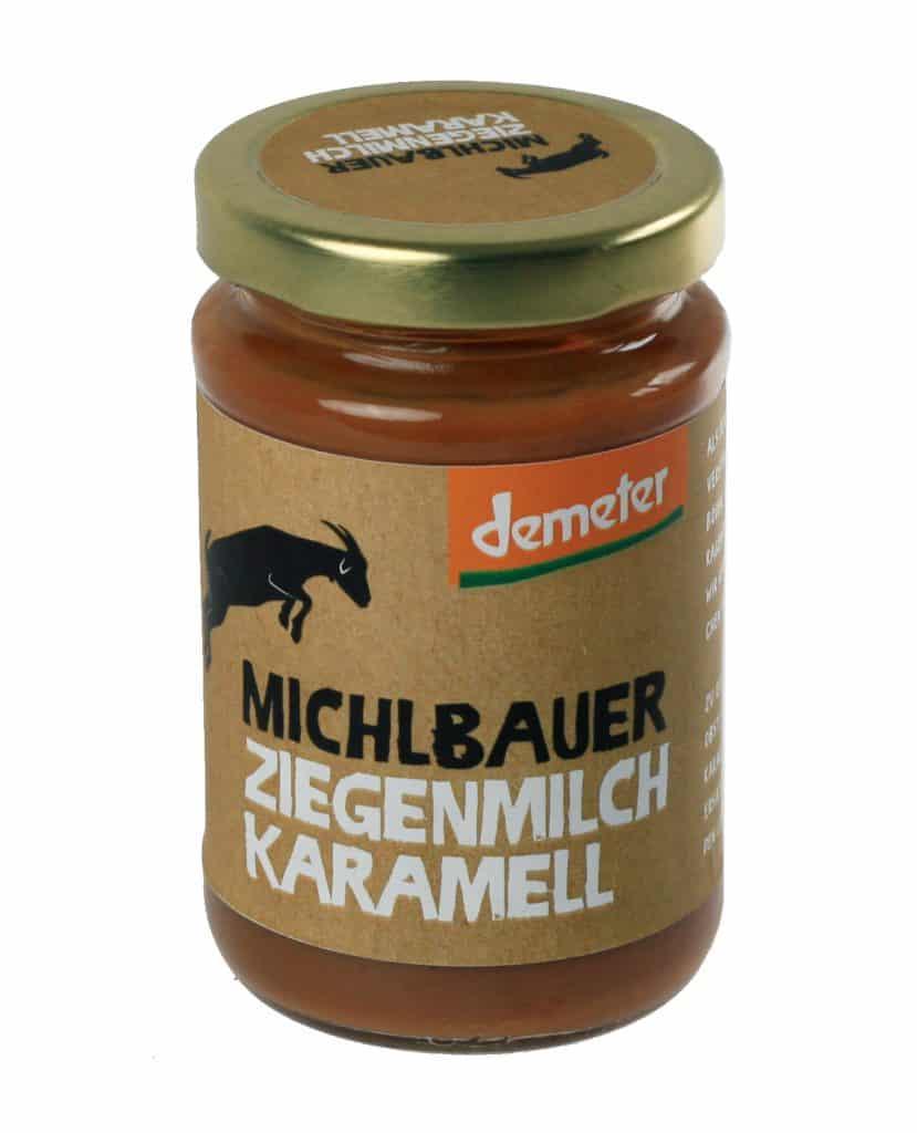 Ziegenmilch Karamell