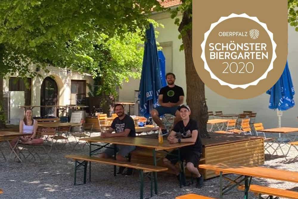Der Schonste Biergarten Der Oberpfalz Amberg Liefert